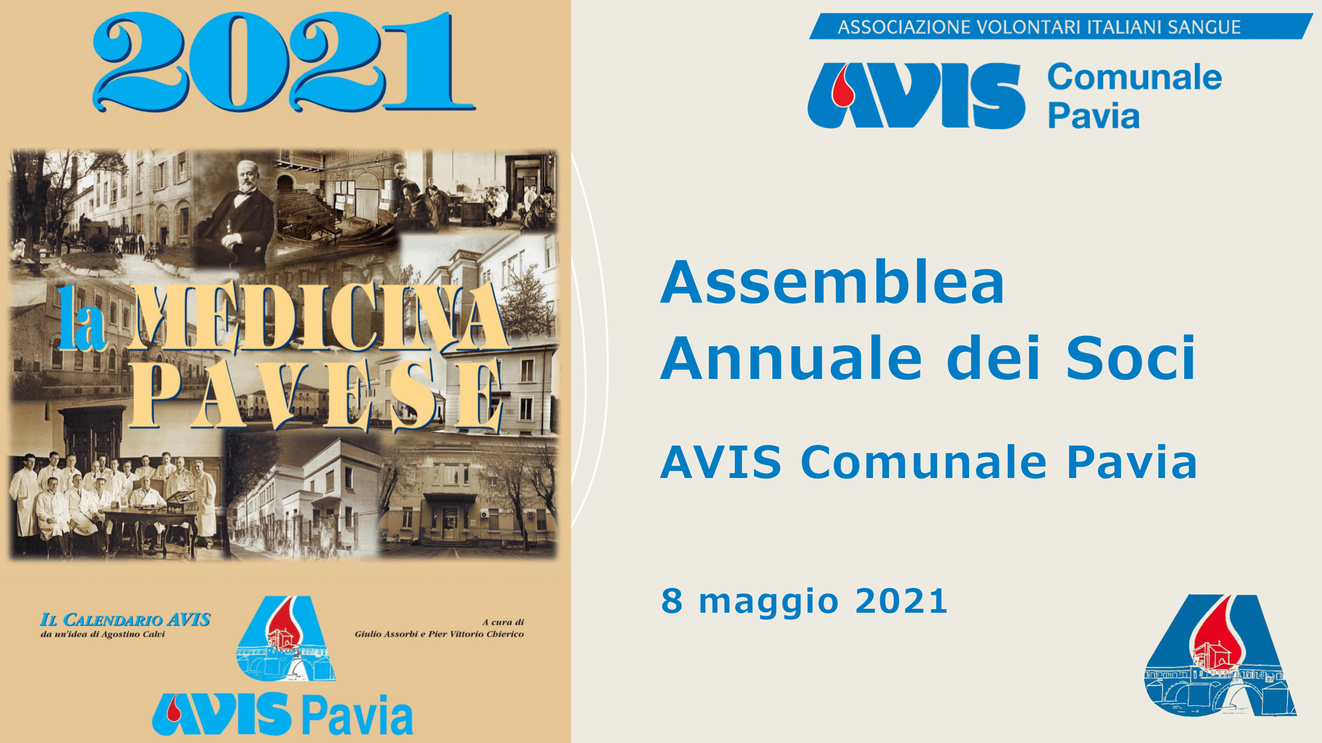 Evento: Assemblea 2021