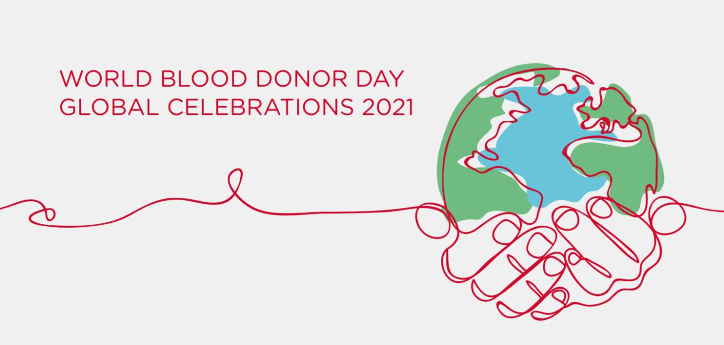 Giornata Mondiale del Donatore – WBDD21